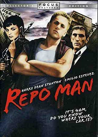 Top Mind-Bending Movies - repo man