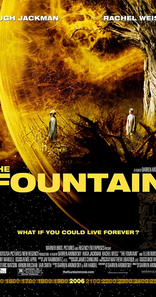 Top Mind-Bending Movies - the fountain