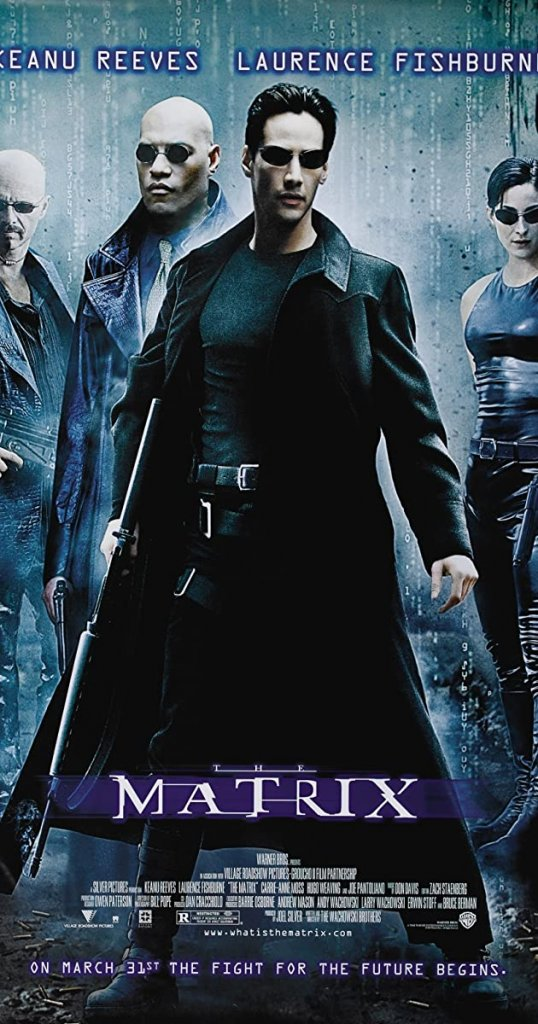 Top Mind-Bending Movies- the matrix
