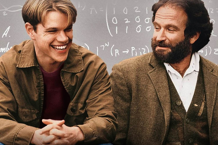 Top Motivational Movies to watch - Good will hunting