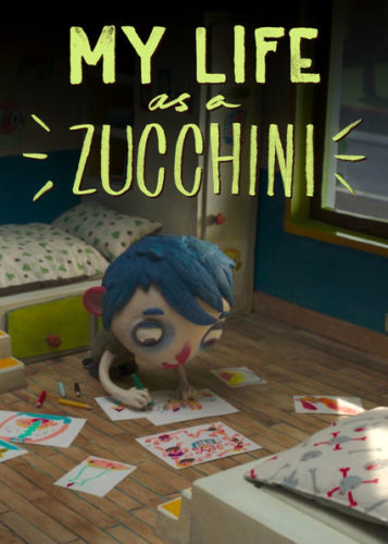 Top Motivational Movies to watch - My life as a zucchini