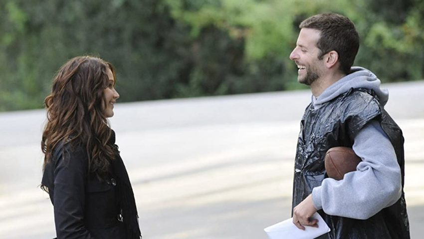 Top Motivational aMovies to watch - Silver linings playbook