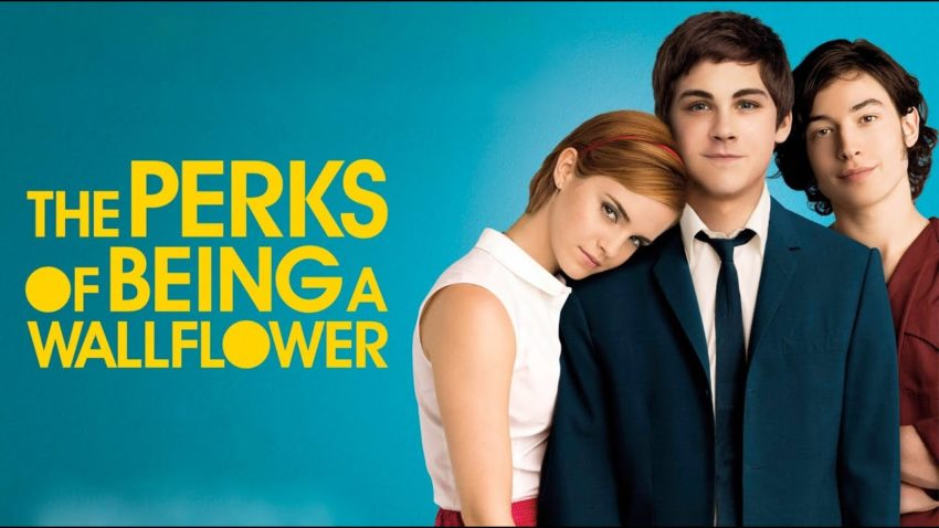Top Motivational Movies to watch - The perks of being a wallflower