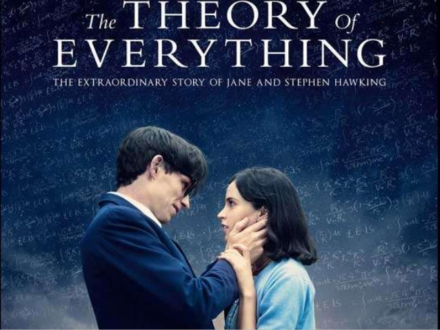 Top Motivational Movies to watch - The theory of everything