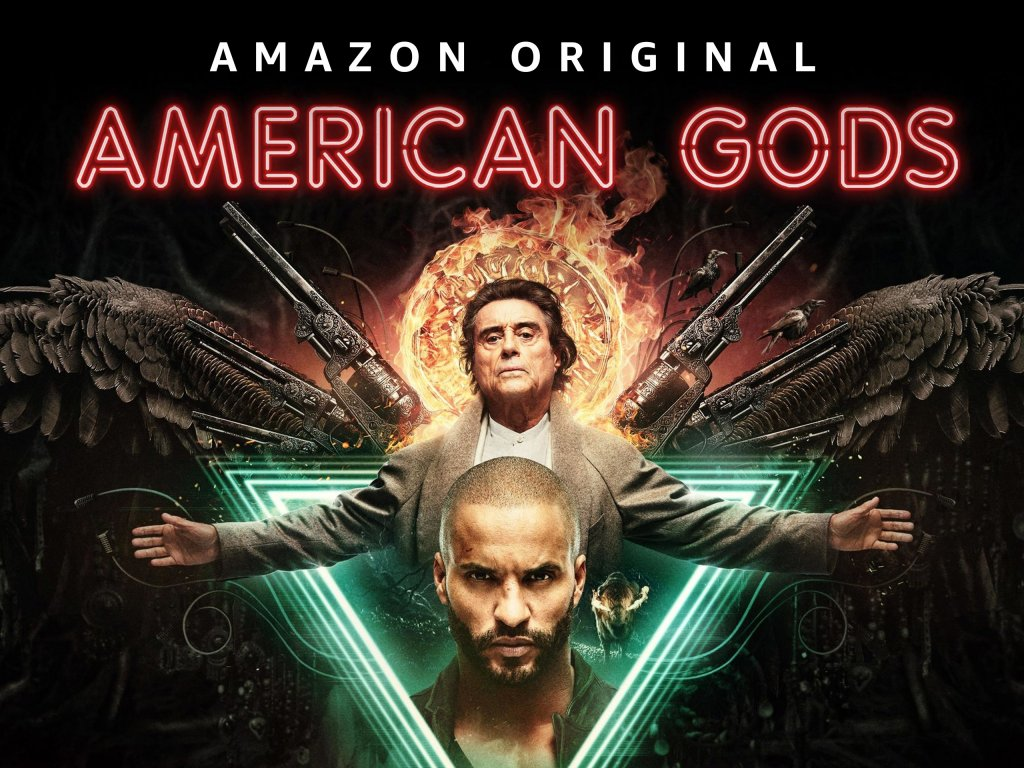Tv Series Better Than Game of Thrones- American Gods