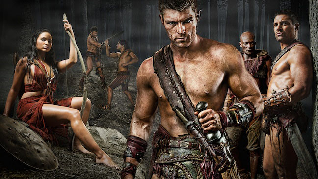 Tv Series Better Than Game of Thrones- Spartacus
