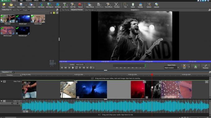 Best Video Editing apps for PC 2021; VideoPad Video Editor Free