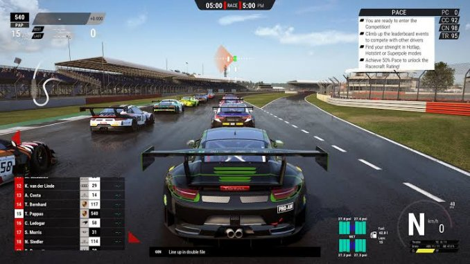 Best driving simulation games for PC 2021; Assetto Corsa