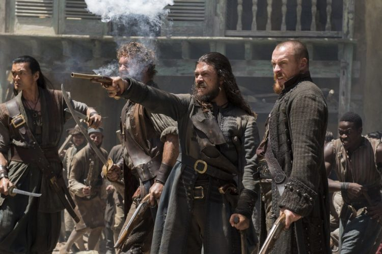 What to watch after game of thrones-Black sails