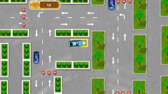 best casual games for PC 2021; Car Driving School 2019 Free