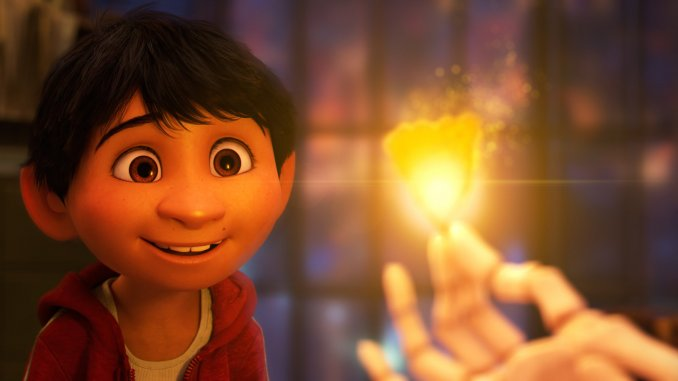 most entertaining movies in the world; coco