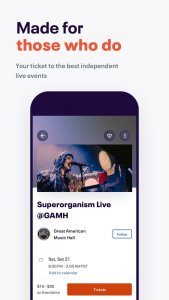 Best Event Apps for iOS in 2021; eventbrite
