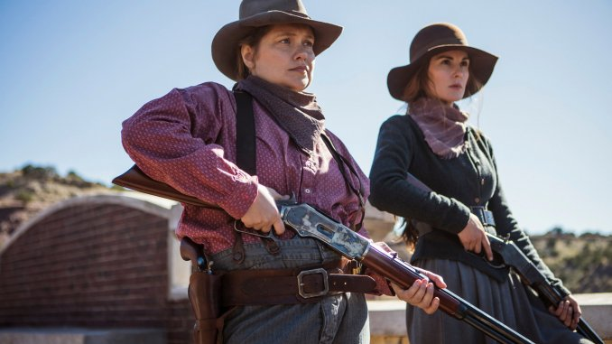 best American TV series that are worth watching; Godless