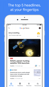 Best news and magazine apps in 2021; google news