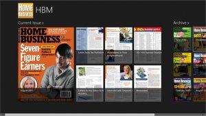 best news and magazine apps for PC; home magazine