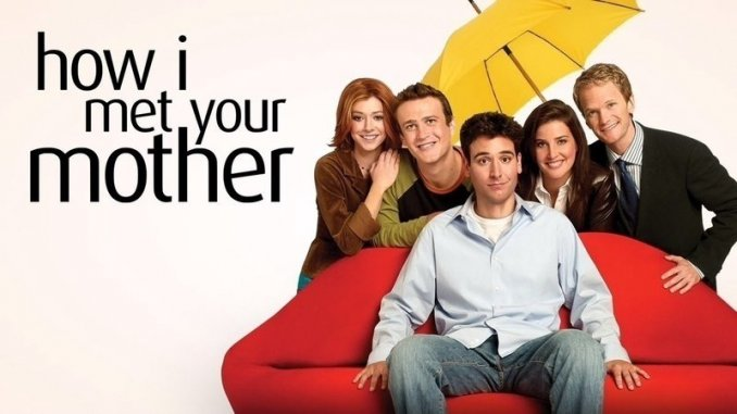 best english tv series to improve language skills; how i met your mother