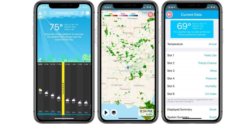 Best Weather Apps for iOS in 2021