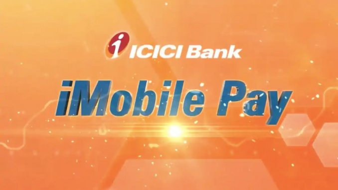 best mobile banking apps in 2021; iMobile Pay by ICICI Bank