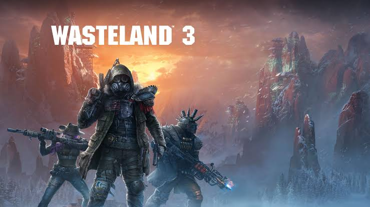 Best editor choice games for PC 2021; Wasteland 3