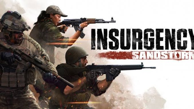Best realistic games for PC 2021; Insurgency: Sandstorm