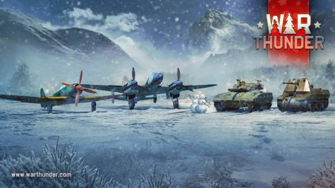Best realistic games for PC 2021; War Thunder