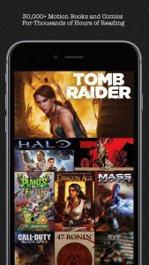 best comics apps for iOS 2021; madefire comics