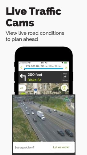 best maps and navigation apps for iOS 2021; mapquest