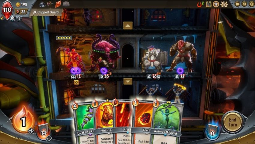 Best Card Games for PC: Monster Train