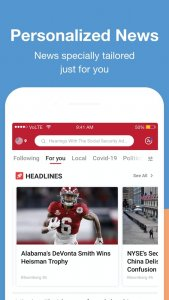 Best news and magazine apps for iOS 2021; opera news