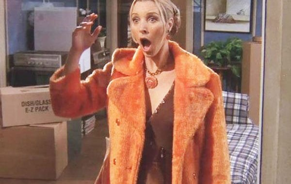 most interesting facts about the Friends TV Series; Phoebe Was A Darker Character