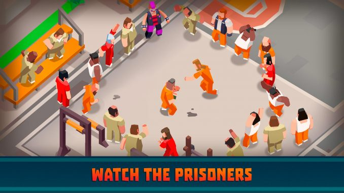 best tycoon games for Android; prison empire tycoon