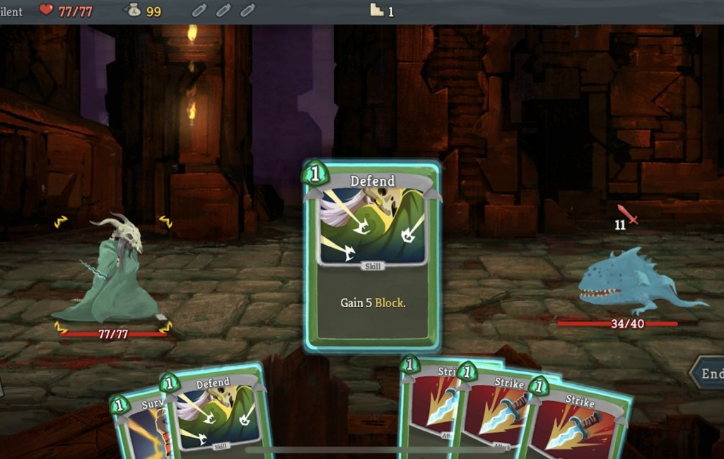 Best Card Games for PC: Slay the Spire