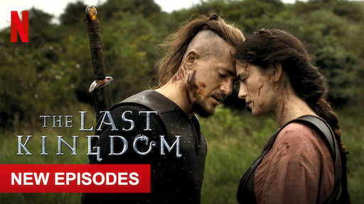 best American TV series that are worth watching; the last kingdom
