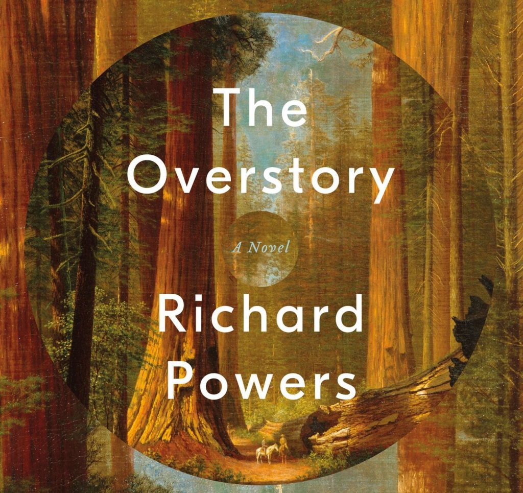 Best Books to Show Adaptations; the overstory by Richard powers
