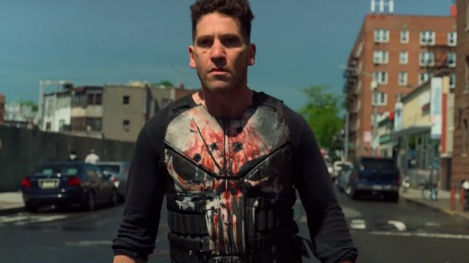 best American TV series that are worth watching; the punisher