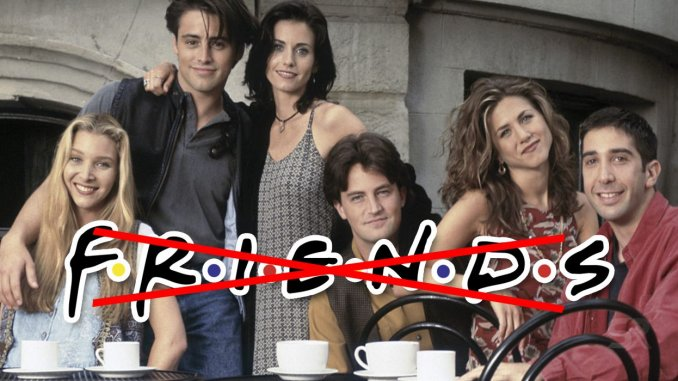 most interesting facts about the Friends TV Series; It Had a totally Different Title