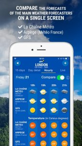 best weather apps for ios 2021; weather crave