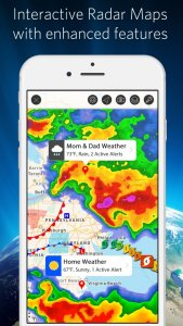 best weather apps for ios 2021; weathermate