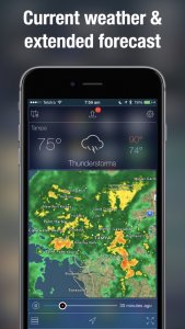 Best Weather Apps for iOS 2021; Weather: Radar Map Live