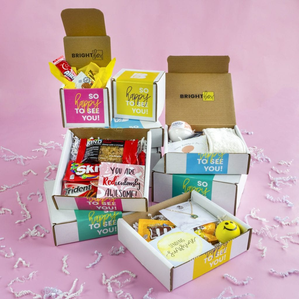 Mother's day gift ideas in 2021-A surprise box