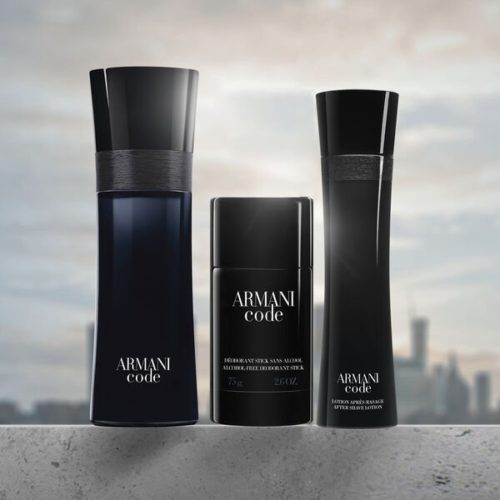 Best Night Cologne under $100; Armani Code