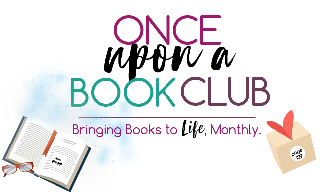 Best Book Subscription Box- once upon a book