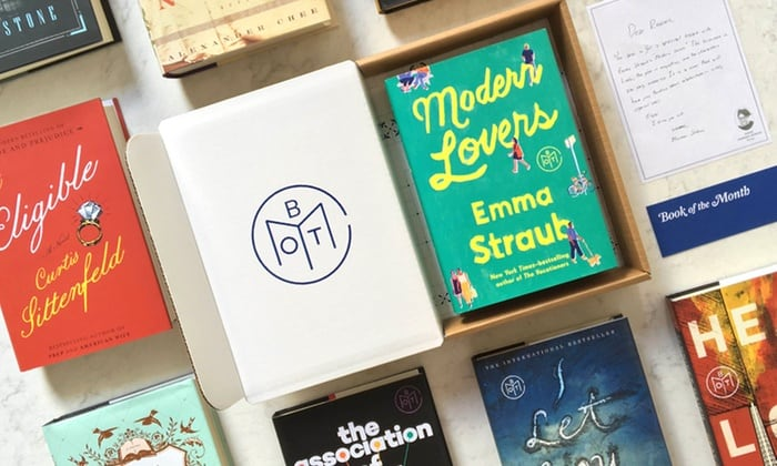 Best Book Subscription Box