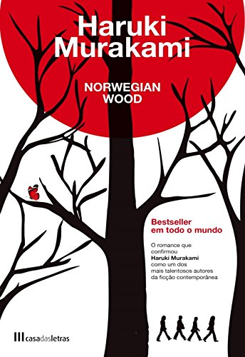 Best Books By Haruki Murakami- norwegian tree