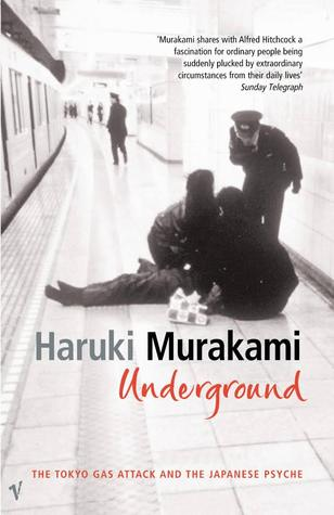 Best Books By Haruki Murakami- underground