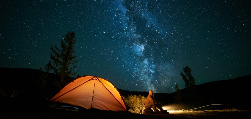 Best Summer Camps In Washington Dc- camp under the sky