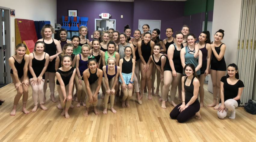 Best Summer Camps In Washington Dc- perfect pointe