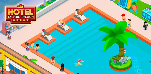 Best Tycoon Games for iOS - Hotel Empire Tycoon