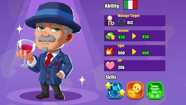 Best Tycoon Games for iOS - Idle Mafia