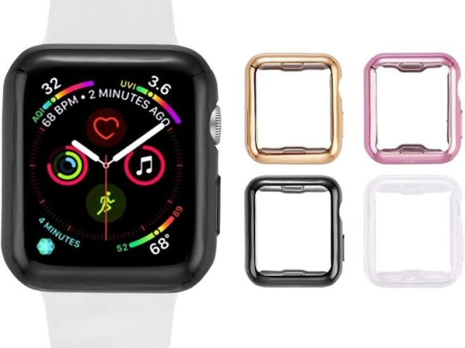 Best Apple Watch Accessories Series 5; Best Value Cases for your smartwatch